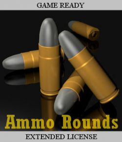 AMMO ROUNDS Collection - Extended License