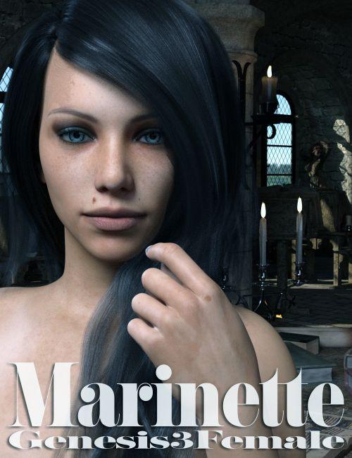 Marinette HD - Genesis 3 Female