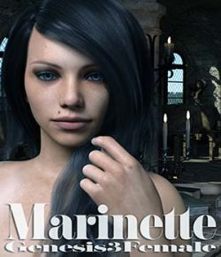Marinette HD- Genesis 3 Female