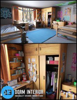 i13 Dorm Interior