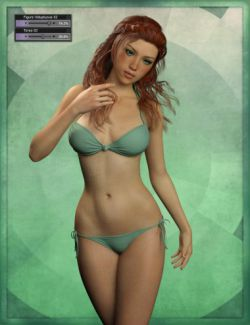 Genesis 3 Female Body Morph Resource Kit 4