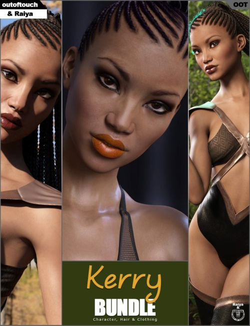 Kerry Bundle for Genesis 3 Female(s)