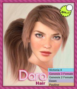 Biscuits Dara Hair