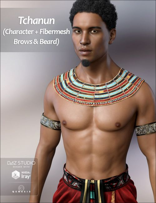 Nakedmale egyptions #14