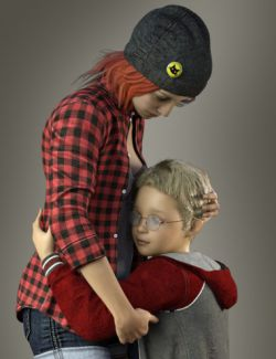 Lola's Son for Genesis 3 Male