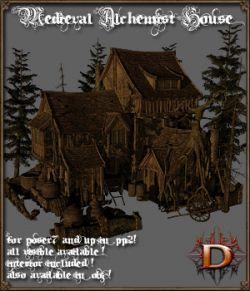 Medieval_Alchemist_House