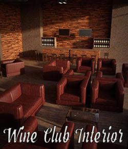 Wine Club Interior