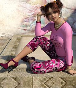 CityStyle for Genesis 3 Female(s)