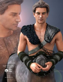 FW Alexi HD for Genesis 3 Male