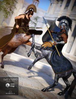 Empire Centaur Armor Textures
