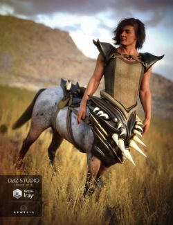 Kentauros Centaur Outfit for Centaur 7 Male
