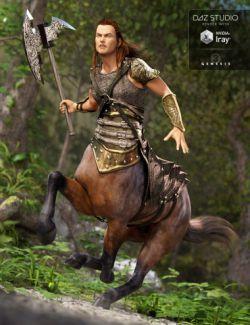 Cypruss Centaur Armor for Centaur 7 Male