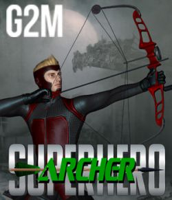 SuperHero Archer for G2M Volume 2