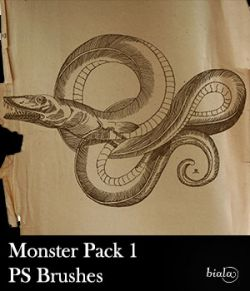 Monster Pack 1