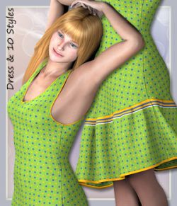 Pauline Romantic Dress