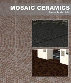 Poser- Mosaic Ceramics