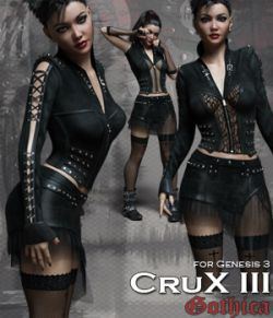 CruX III- Gothica