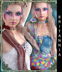 Britannia for Breena