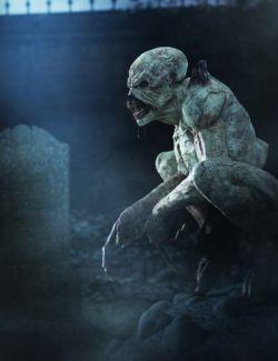 The Fallen One HD for Genesis 3 Male