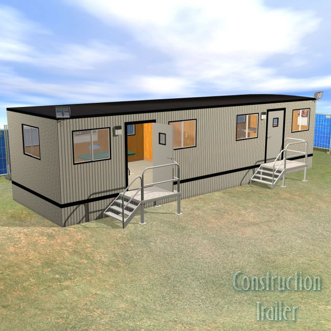 Construction Trailer