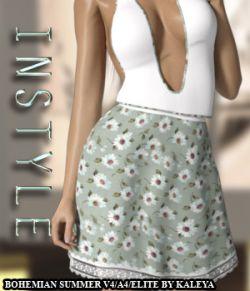 InStyle- Bohemian Summer V4/A4/Elite