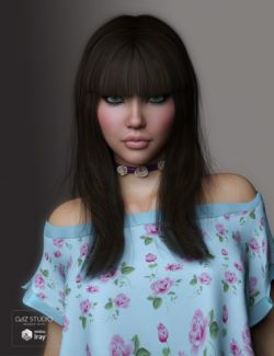 Nita Hair for Genesis 3 Female(s)