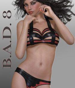 B.A.D.8- Bad Girl X