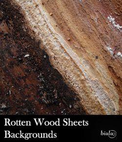 Rotten Wood Sheets