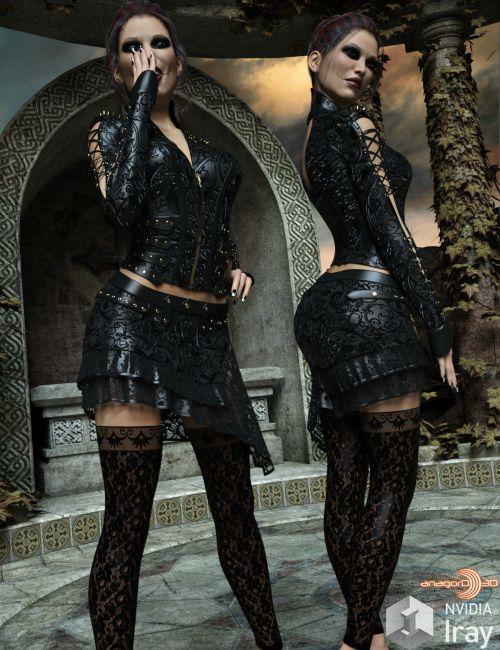 BLACKHAT - CruX III - Gothica