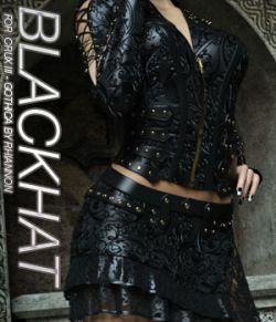 BLACKHAT- CruX III- Gothica
