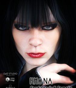 Rhona for Genesis 3 Female