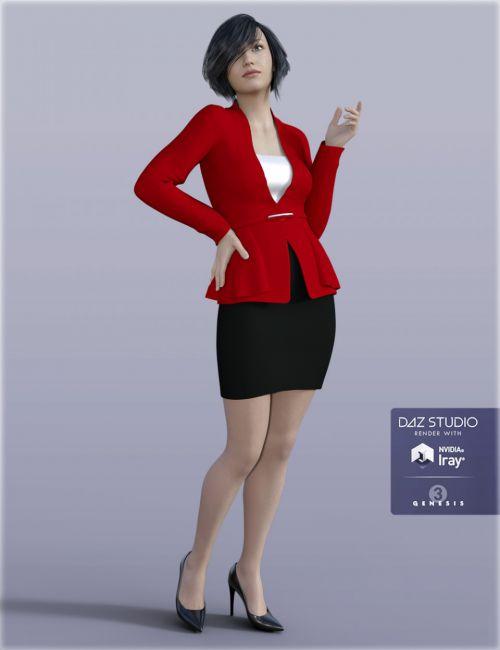 H&C Women's Suit A for Genesis 3 Female(s)