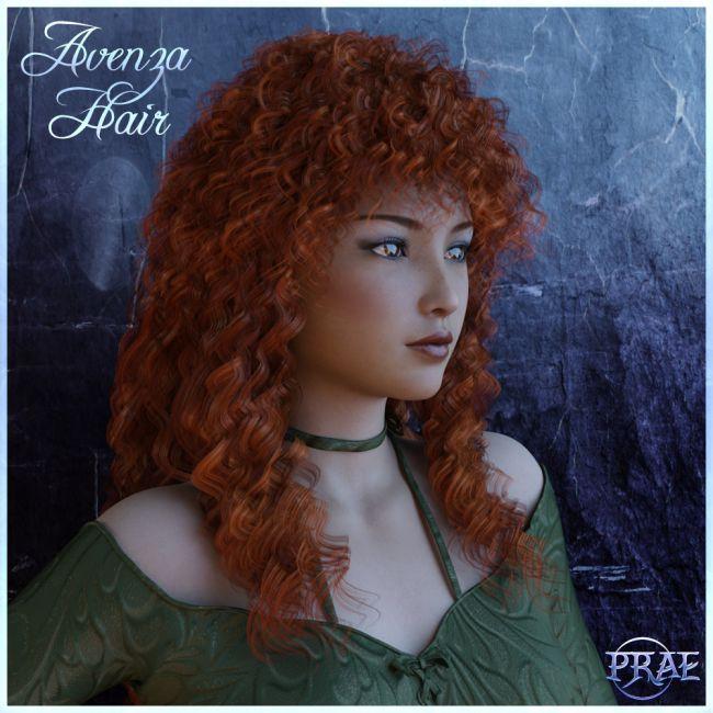 Prae-Avenza Hair For G3