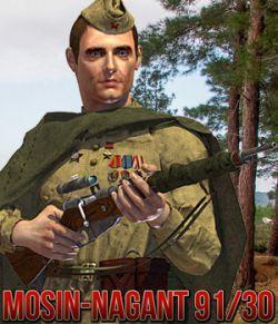 Mosin-Nagant 91/30