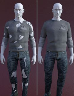 Poke-Away3! for Genesis 3 Male