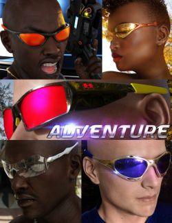 Eyewear Pack 1.0 - Adventure