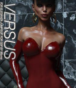 VERSUS - Eleganza Jumpsuit for Genesis 3 Females
