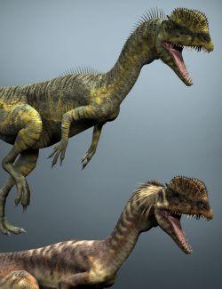 DilophosaurusDR