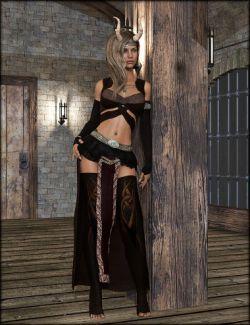 Necromancer for Genesis 3 Female(s)