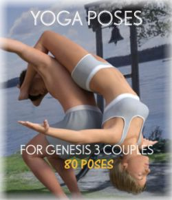 Yoga poses for G3 COUPLES