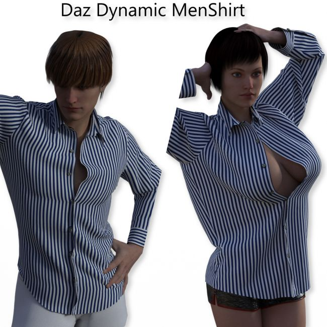 DS Dynamic MenShirt