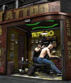 Tattoo Salon