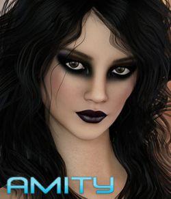 3DSSilver Amity Genesis 3 Female