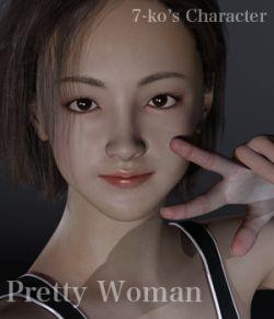 7-ko's Character Pretty Woman