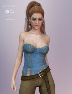 Sanza for Genesis 3 Female