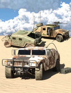 Light Tactical Vehicle- Texture Pack