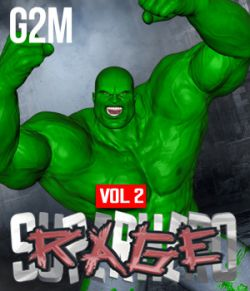 SuperHero Rage for G2M Volume 2