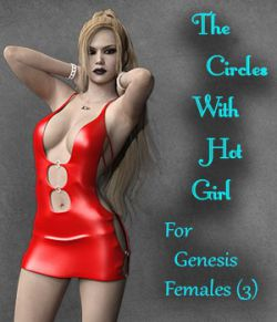 The Circles With Hot Girl For Genesis 3 Females