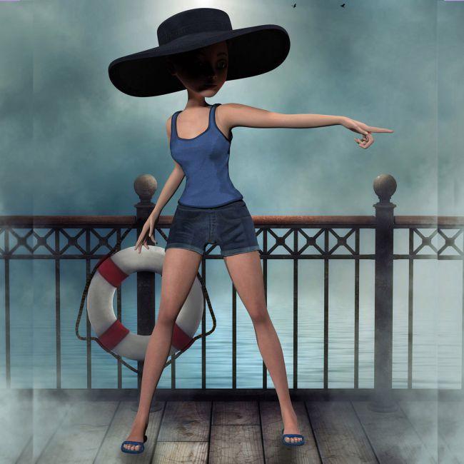 Maisie Summer Fun Clothing