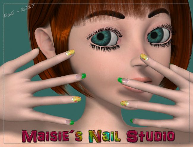 DA-Maisie NailStudio